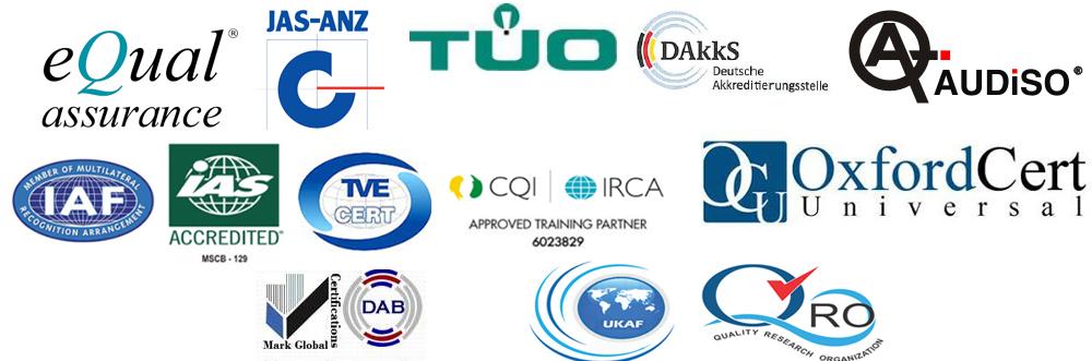 صدور گواهینامه های ایزو ISO از شرکت های معتبر